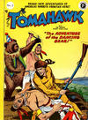 Cover for Tomahawk (Thorpe & Porter, 1954 series) #2