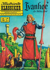 Cover for Illustrierte Klassiker [Classics Illustrated] (BSV - Williams, 1956 series) #38 - Ivanhoe [Gelbe Leiste]