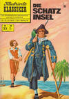 Cover for Illustrierte Klassiker [Classics Illustrated] (BSV - Williams, 1956 series) #23 - Schatzinsel [Gelbe Leiste - 5. Auflage]