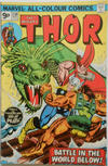 Cover Thumbnail for Thor (1966 series) #238 [British Price Variant]
