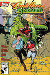 Cover for Cadillacs and Dinosaurs (Topps, 1994 series) #4 [Regular Edition]