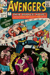 Cover Thumbnail for The Avengers (1963 series) #7 [British]