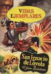 Cover for Vidas Ejemplares (Editorial Novaro, 1954 series) #2