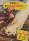Cover for Vidas Ejemplares (Editorial Novaro, 1954 series) #5