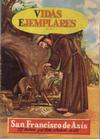 Cover for Vidas Ejemplares (Editorial Novaro, 1954 series) #4