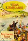 Cover for Vidas Ejemplares (Editorial Novaro, 1954 series) #8