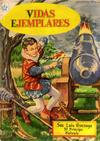 Cover for Vidas Ejemplares (Editorial Novaro, 1954 series) #11