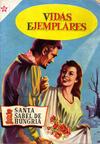 Cover for Vidas Ejemplares (Editorial Novaro, 1954 series) #14
