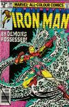 Cover Thumbnail for Iron Man (1968 series) #130 [British]