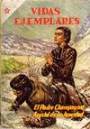 Cover for Vidas Ejemplares (Editorial Novaro, 1954 series) #19