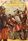 Cover for Vidas Ejemplares (Editorial Novaro, 1954 series) #40