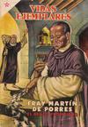 Cover for Vidas Ejemplares (Editorial Novaro, 1954 series) #41