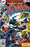 Cover Thumbnail for The X-Men (1963 series) #119 [British Price Variant]