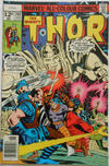 Cover for Thor (Marvel, 1966 series) #260 [British Price Variant]