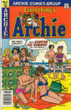 Cover for Everything's Archie (Archie, 1969 series) #87