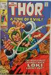Cover for Thor (Marvel, 1966 series) #191 [British Price Variant]
