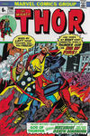 Cover for Thor (Marvel, 1966 series) #208 [British Price Variant]