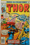 Cover Thumbnail for Thor (1966 series) #261 [British Price Variant]