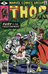 Cover for Thor (Marvel, 1966 series) #288 [Direct Edition]