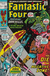 Cover for Fantastic Four (Marvel, 1961 series) #109 [British Price Variant]