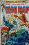 Cover Thumbnail for Iron Man (1968 series) #124 [British Price Variant]