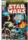 Cover Thumbnail for Star Wars (1977 series) #5 [British Price Variant]