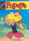 Cover for Cap'tain Présente Popeye (Société Française de Presse Illustrée (SFPI), 1964 series) #106