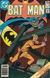 Cover for Batman (DC, 1940 series) #325 [British Price Variant]