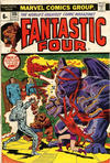 Cover for Fantastic Four (Marvel, 1961 series) #135 [British]