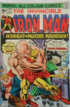 Cover Thumbnail for Iron Man (1968 series) #79 [British Price Variant]