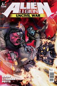Cover Thumbnail for Alien Legion: Uncivil War (Titan, 2014 series) #4