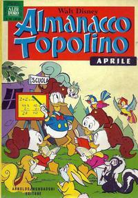 Cover Thumbnail for Almanacco Topolino (Arnoldo Mondadori Editore, 1957 series) #244