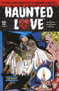 Cover Thumbnail for Haunted Love (IDW, 2016 series) #3