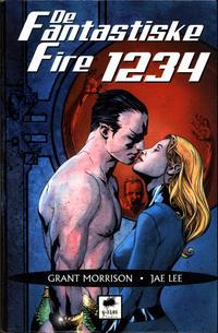 Cover Thumbnail for De Fantastiske Fire: 1234 (G. Floy Studio, 2005 series)