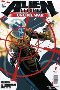 Cover Thumbnail for Alien Legion: Uncivil War (Titan, 2014 series) #3