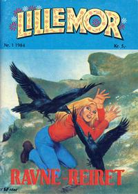 Cover Thumbnail for Lillemor (Serieforlaget / Se-Bladene / Stabenfeldt, 1969 series) #1/1984