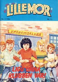 Cover Thumbnail for Lillemor (Serieforlaget / Se-Bladene / Stabenfeldt, 1969 series) #2/1984
