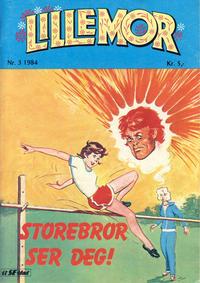 Cover Thumbnail for Lillemor (Serieforlaget / Se-Bladene / Stabenfeldt, 1969 series) #3/1984