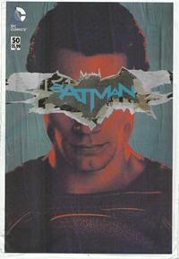 Cover Thumbnail for Batman (DC, 2011 series) #50 [Greg Capullo Cover]