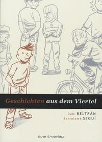 Cover Thumbnail for Geschichten aus dem Viertel (avant-verlag, 2012 series)