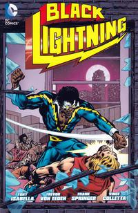 Cover Thumbnail for Black Lightning (DC, 2016 series)