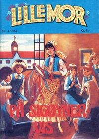 Cover Thumbnail for Lillemor (Serieforlaget / Se-Bladene / Stabenfeldt, 1969 series) #4/1984