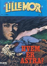 Cover Thumbnail for Lillemor (Serieforlaget / Se-Bladene / Stabenfeldt, 1969 series) #7/1984