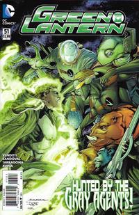 Cover Thumbnail for Green Lantern (DC, 2011 series) #51