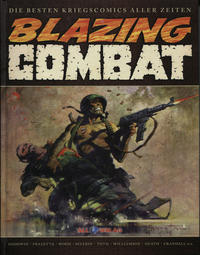 Cover Thumbnail for Blazing Combat (All Verlag, 2015 series)