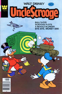 Cover Thumbnail for Uncle Scrooge (Western, 1963 series) #167 [Whitman]