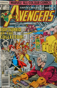 Cover for The Avengers (Marvel, 1963 series) #174 [Regular Edition]