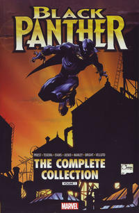 Cover Thumbnail for Black Panther by Christopher Priest: The Complete Collection (Marvel, 2015 series) #1