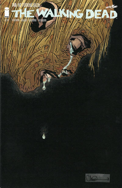 Cover for The Walking Dead (Image, 2003 series) #148