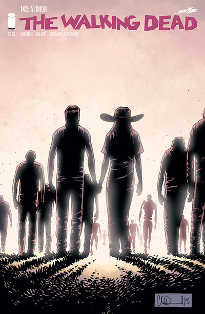 Cover for The Walking Dead (Image, 2003 series) #143